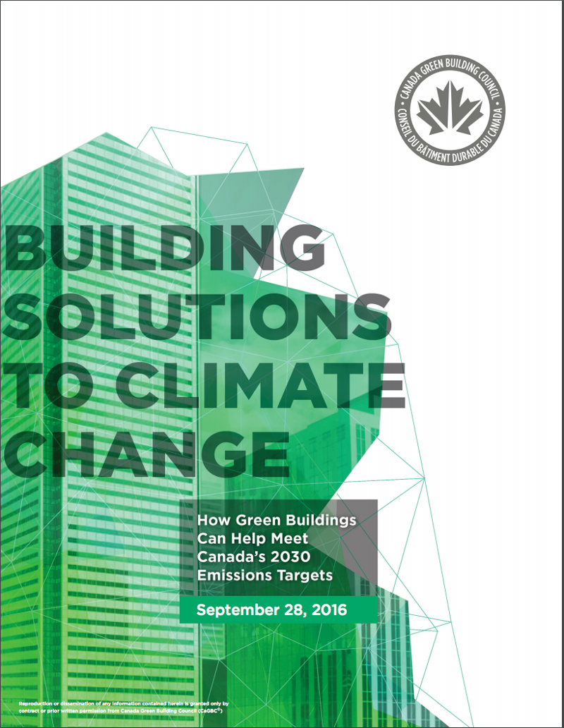 Canada green building can help meet emissions commitments for Green building articles