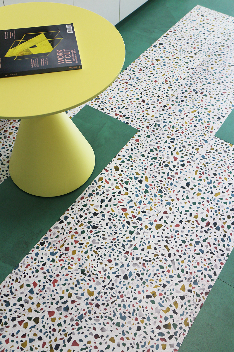 New Pvc Free Resilient Flooring Options