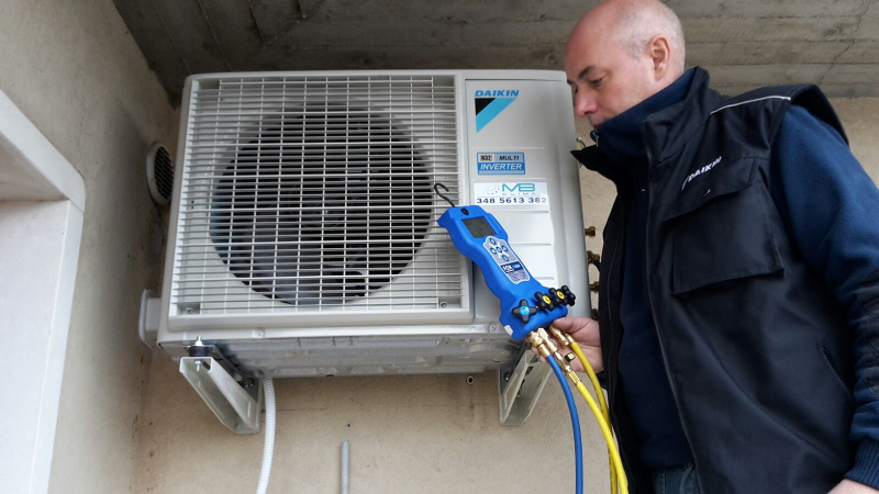The Cost of Comfort: Climate Change and Refrigerants | BuildingGreen