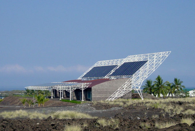 Hawaii Gateway Energy Center Achieves Leed Platinum