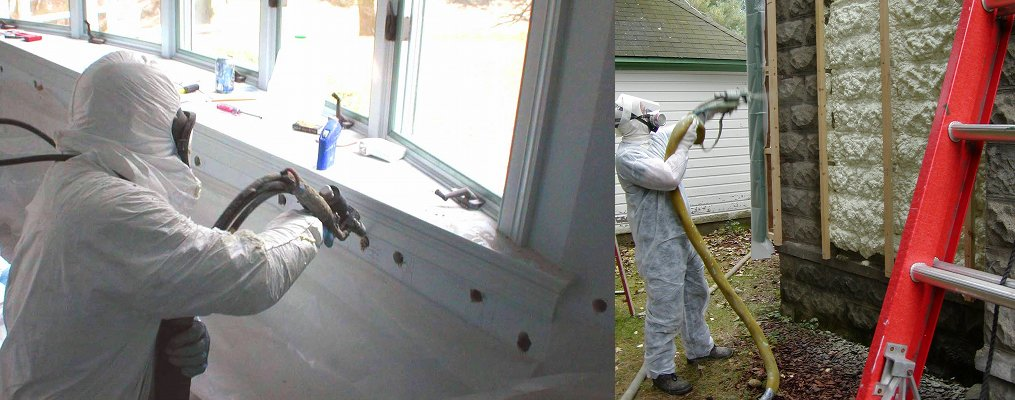 7 Tips For Getting Injection And Spray Foam Insulation Right
