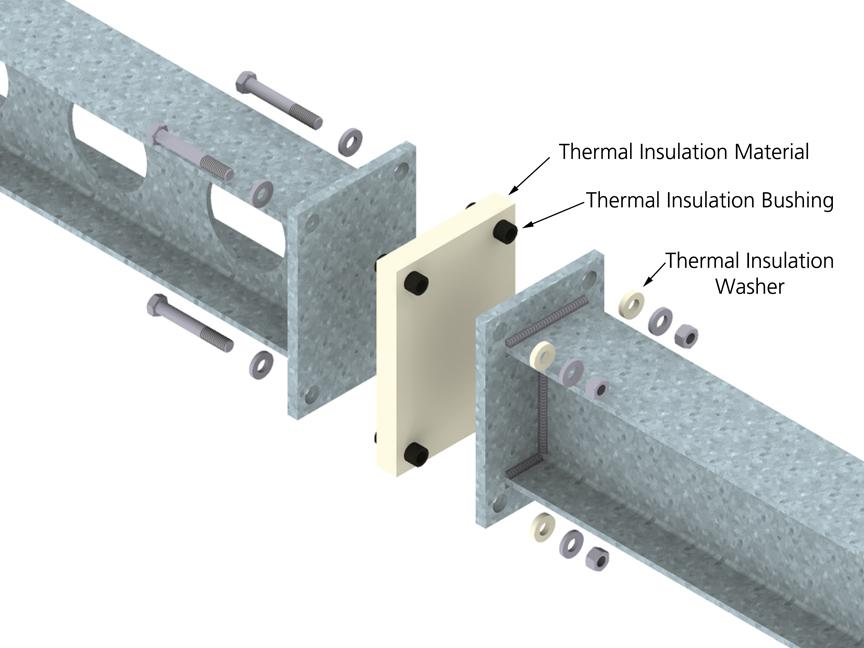 Structural Thermal Breaks For Steel Framing Buildinggreen