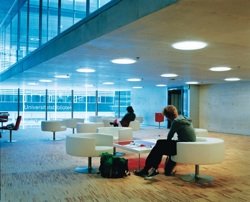 Fiber Optic Daylighting From Parans Buildinggreen
