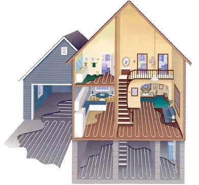 Radiant-Floor Heating | BuildingGreen