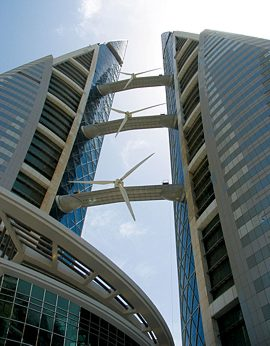 Putting Wind Turbines On Buildings Doesn T Make Sense