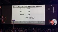 AIA vote on climate resolution