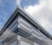 Halogen-free flame retardant insulation now used in Kingspan and Centria insulated metal panels.