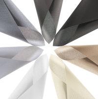 Mermet's Nature fiberglass sun-control textile contains no halogenated flame retardants.