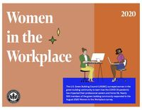 cover of Women in the Workplace survey