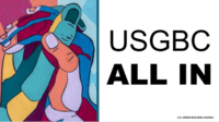 USGBC All In graphic