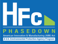 HFC phasedown logo from USEPA