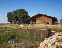 Josey Pavilion Texas Lake|Flato constructed wetland
