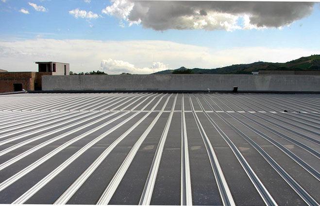 Metal Roofing Buildinggreen