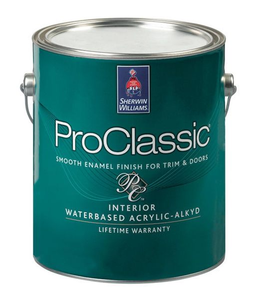 A Waterborne Alkyd From Sherwin Williams Photo: Sherwin Williams