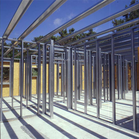 Trade Group Releases EPD for Light-Gauge Steel Framing | BuildingGreen