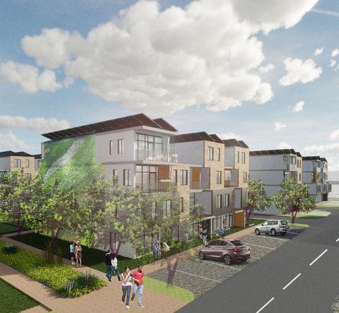 41 Eco Living housing