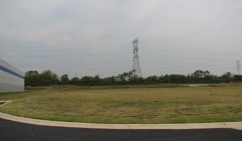 Keson Industries turf before prairie