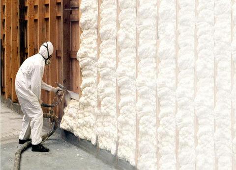 EPA Raises Health Concerns with Spray Foam Insulation