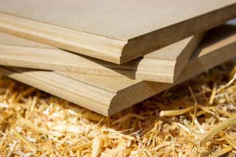 Cal Plant MDF will be distributed by Columbia Forest Products and is expected to cost the same as wood MDF and have equal or better performance, with a significantly better environmental profile.