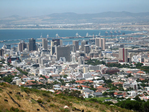 Cape Town, South Africa's second largest city, is running out of water despite conservation efforts.