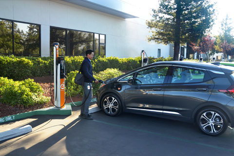 ChargePoint offers a variety of Level 2 and DC Fast Charging systems, providing adaptable charging options for current and future electric vehicles.