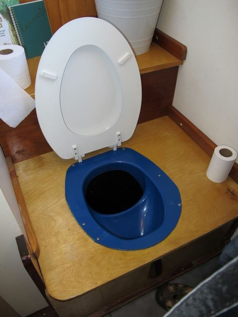 Urine Collection Beats Composting Toilets for Nutrient