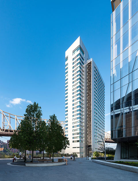 """The House at Cornell Tech"" is the world's first high-rise residential building to earn Passive House certification."