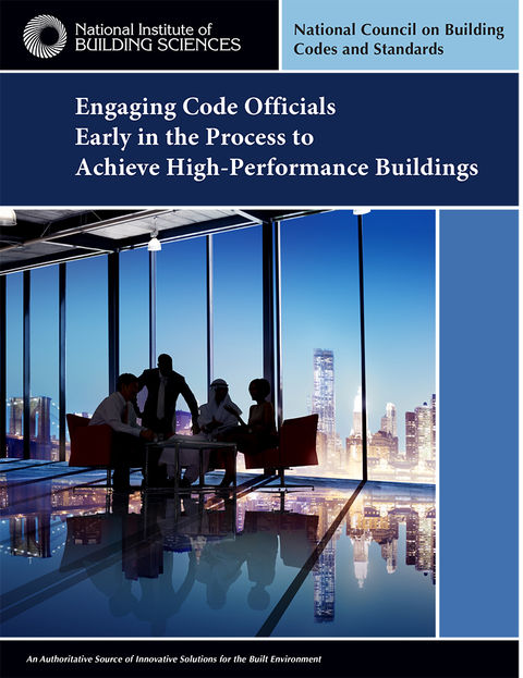 A new report proposes code officials act as consultants.