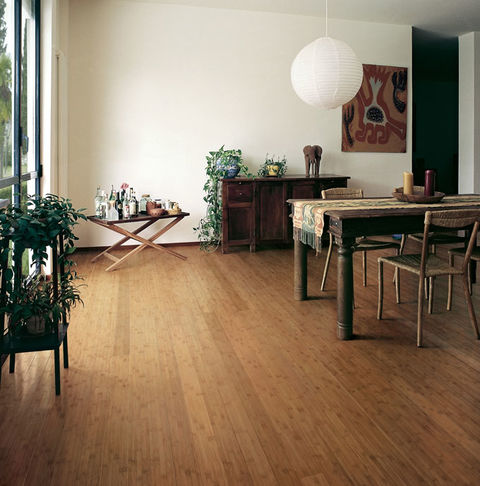 Formaldehyde Free Bamboo Flooring From
