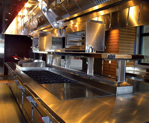 Commercial Kitchens Cooking Up Green Opportunities Buildinggreen