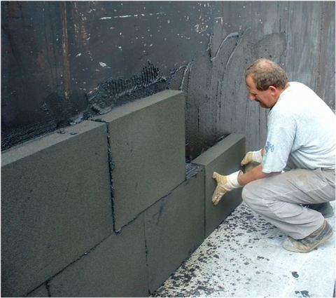 Foamglas my new favorite insulation material buildinggreen for Foam block floor