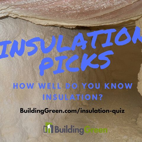 insulation choices
