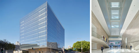 United States Courthouse, Los Angeles by SOM.