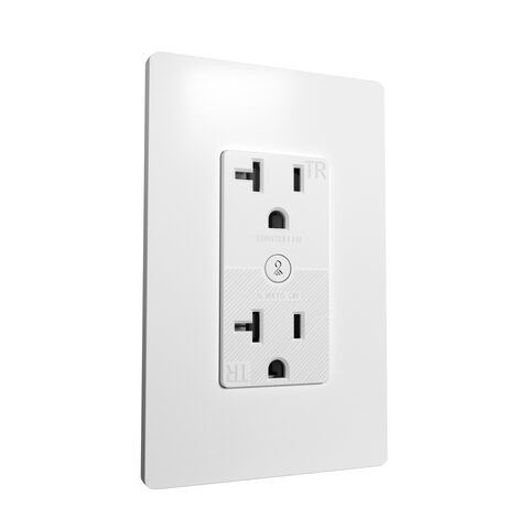 """Lightcloud """"smart"""" Outlet is inexpensive yet collects granular plug load data."""