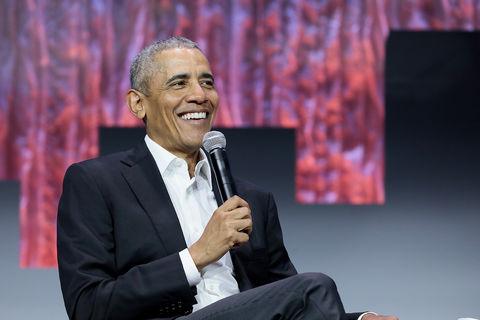 Obama speaking at Greenbuild Atlanta