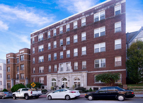 Meridian Manor Apartments, an affordable multifamily building in Washington, D.C., is being assessed for resilience.