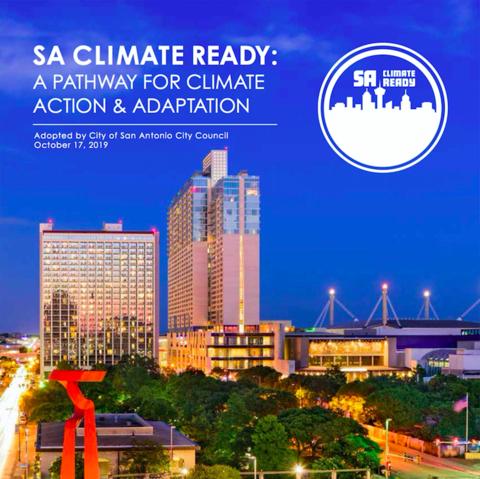San Antonio Climate Ready report