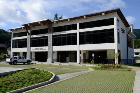 EPA building that is LBC Energy Petal certified