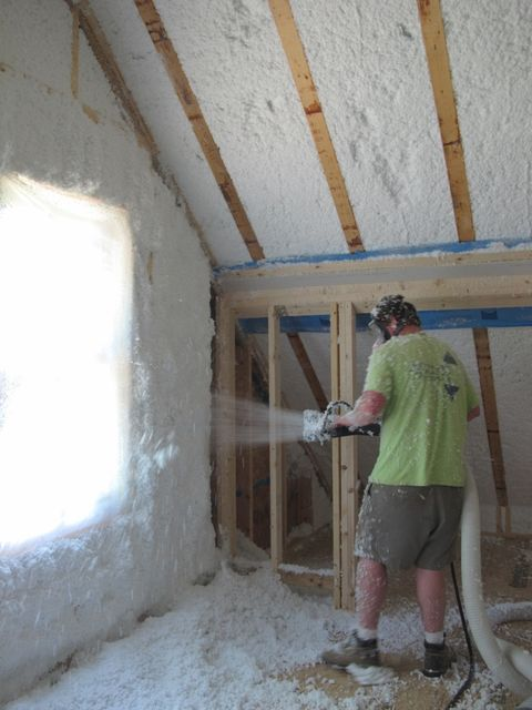 Unique Spray Foam Basement Walls Cost