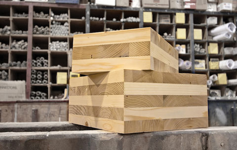 A new law in Washington recognizes mass timber construction with materials like cross-laminated timber.
