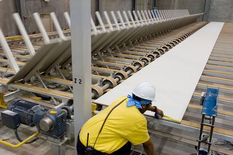 Measuring Drywall Against Environmental Standards | BuildingGreen