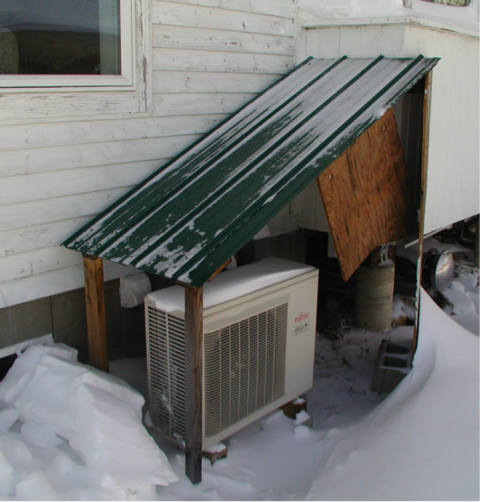 My Rafter House: 7 Tips To Get More From Mini-Split Heat Pumps In Cold Climates