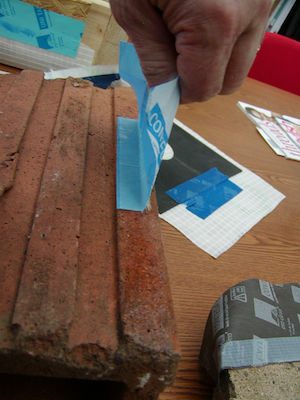 Hidden Seam Failures? We Put Flashing Tapes to the Test