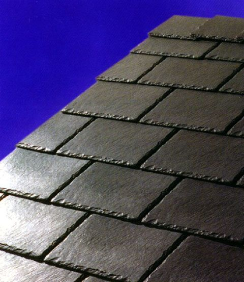 Recycled Synthetic Roofing Shingles   BuildingGreen
