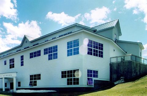 Vermont Law School's Oakes Hall: Green Building on a Budget