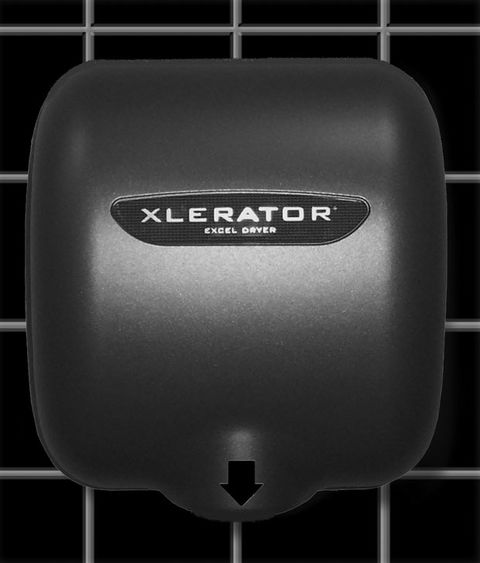 xlerator the electric hand dryer reinvented