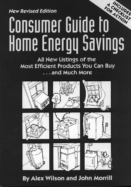 Consumer Guide To Home Energy Savings 5th Edition