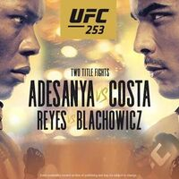 """STREAMing-))PpV"""":•)*UFC 253 Fight Card (2020) live stream On DAZN's picture"""